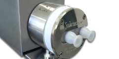 Diaphragm pumps now available with Injected molded PE pump chambers
