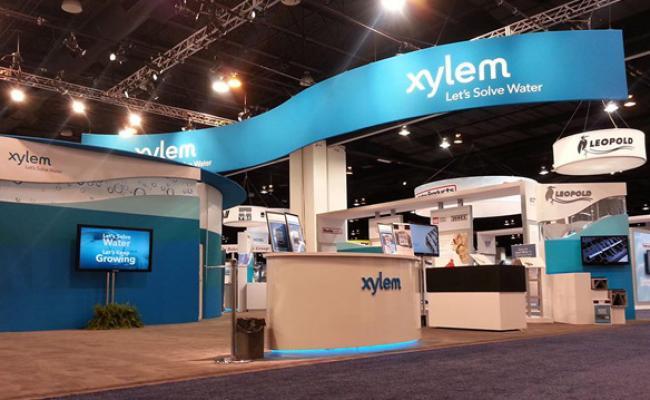 Xylem WEFTEC 2014