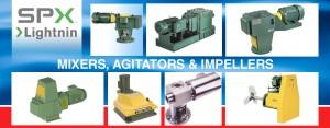SPX Lightnin Mixers, Agitators and Impellers in Virginia