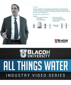 Blacoh U Announces New ALL THINGS WATER Course
