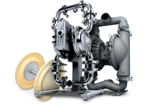 Full-Stroke Integral Piston Diaphragm