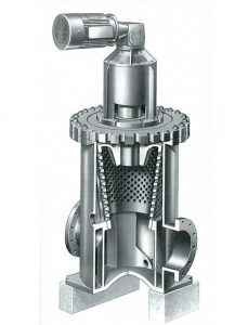 Model A Automatic Self-Cleaning Strainer – S.P. Kinney Engineers, Inc.