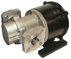 New Eclipse Series of Metallic Gear Pumps by Pulsafeeder