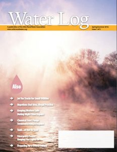 Ohio Rural Water Association Water Log Spring / Summer 2016