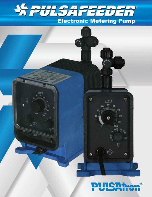 PULSAtron Electronic Metering Pump