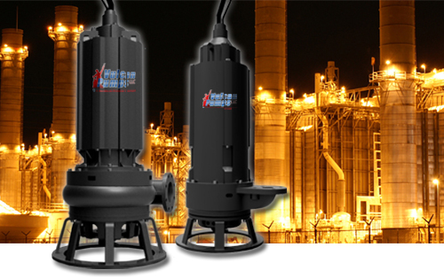 Vulcan Pumps Heavy Duty Submersible Pumps