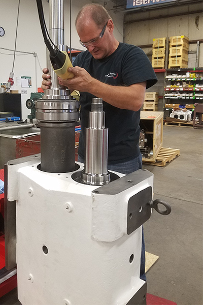 XP Series 420 Positive Displacement Pump Assembly