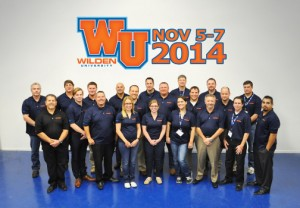 2015 Training Dates Announced for Wilden® University