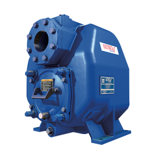 Gorman-Rupp Ultra V Series Pump for Sewage and Wastewater Handling
