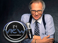 Tuthill Featured On In View Hosted by Larry King
