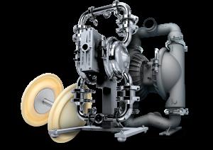 Wilden Reveals the Benefits of Full-Stroke Integral Piston Diaphragms