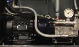 Hydra-Cell® Provides Longer Pump Life for Textile Humidification