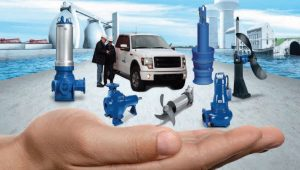 KSB is your partner for Water and Wastewater Engineering