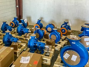 Goulds 3196 Pumps Ready To Ship