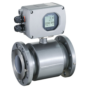 Toshiba Electromagnetic Flow Meters