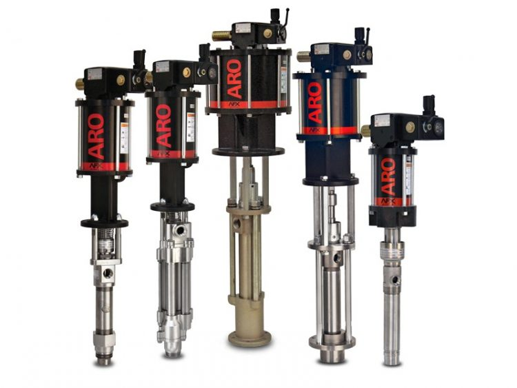 ARO Piston Pumps