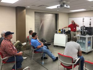 Customer Training at Gorman-Rupp Pumps