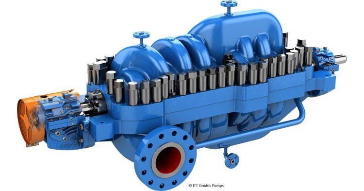 Goulds 3600 i-FRAME Pump