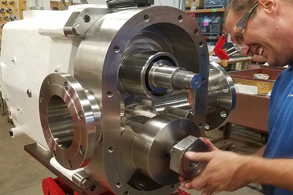 XP Series Positive Displacement Pumps