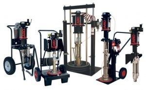 ARO® Piston Pumps – Simply Versatile