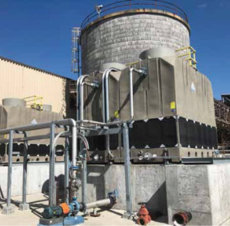 HDPE Cooling Tower Technology