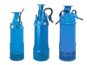 Tsurumi Pump SLIMLINE Dewatering Pumps