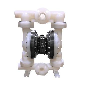 Center Ported Polypropylene EXP Series AODD Pumps