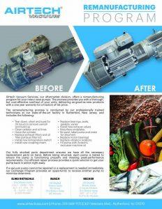 Airtech Remanufacturing Program