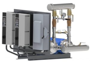 AquaBoost Advanced Packaged Booster System by Goulds Water Technology
