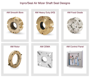 INPRO / SEAL Air Mizer Shaft Seals Eliminating Product Loss and Contamination on Process Equipment