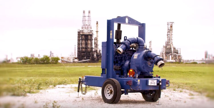 Gorman Rupp Oil and Gas Industry