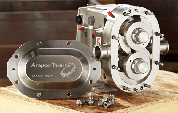 Ampco Pumps Positive Displacement Pump