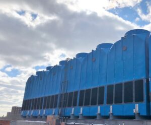 Antimicrobial Cooling Towers